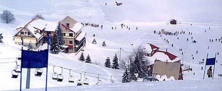 למכירה מלון ואתר סקי בצפון יוון