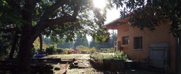 למכירה נחלה בכרמי יוסף כולל עשרה דונם אדמה חקלאית