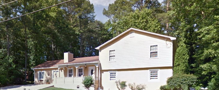 """נדל""""ן באטלנטה: מהבנקים בית עצום של 4/3 ב-64 אלף דולר"""