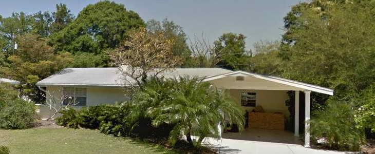 """בתים בפלורידה ארה""""ב: בית בקרבת מיאמי"""